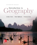 Introduction to Geography 9781259570001 Front Cover