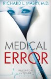 Medical Error 2010 9781426710001 Front Cover