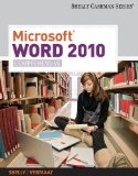 Microsoft� Word 2010 Comprehensive 2011 9781439079003 Front Cover