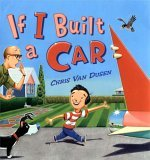 If I Built a Car 2005 9780525474005 Front Cover