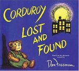 Corduroy Lost and Found 2006 9780670061006 Front Cover