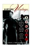 Virtual Vintage The Insider's Guide to Buying and Selling Fashion Online 2002 9780812992007 Front Cover