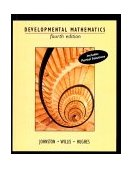 Developmental Mathematics 4th 1994 9780534945008 Front Cover