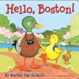 Hello, Boston! 2009 9780981943008 Front Cover
