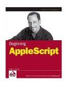 Beginning AppleScript 2004 9780764574009 Front Cover