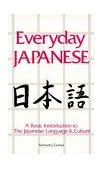 Everyday Japanese 1985 9780844285009 Front Cover