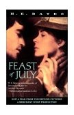 Feast of July 1995 9780679765011 Front Cover