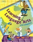 Learning Language Arts with Computers 2006 9780538443012 Front Cover