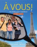 � Vous! - Chapters 8-14 2nd 2011 Revised  9780495917014 Front Cover