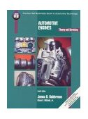 Automotive Engines Theory and Servicing 4th 2000 9780137997015 Front Cover