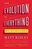 Evolution of Everything How New Ideas Emerge 2016 9780062296016 Front Cover