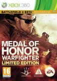 Case art for MEDAL OF HONOR WARFIGHTER LIMITED EDITION INC BATTLEFIELD 4 BETA XBOX EN PEGI