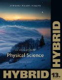Introduction to Physical Science, Hybrid 13th 2012 9781133112020 Front Cover