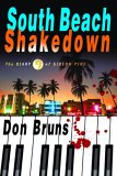 South Beach Shakedown The Diary of Gideon Pike 2010 9781933515021 Front Cover