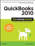 QuickBooks 2010 2009 9780596804022 Front Cover