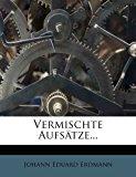 Vermischte Aufs�tze 2012 9781278662022 Front Cover