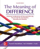 Meaning of Difference: American Constructions of Race and Ethnicity, Sex and Gender, Social Class, Sexuality, and Disability