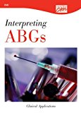 Interpreting ABGs Clinical Applications 2007 9780495820024 Front Cover