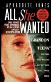All She Wanted 1st 2008 9781439101025 Front Cover