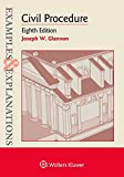 Examples and Explanations for Civil Procedure 8th 2018 9781454894025 Front Cover