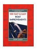 50 Fast and Easy Boat Improvements 1998 9780070134027 Front Cover