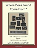Where Does Sound Come from? Data and Graphs for Science Lab: Volume 2 2013 9781484008027 Front Cover