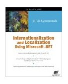 Internationalization and Localization Using Microsoft .NET 2002 9781590590027 Front Cover