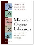 Microscale Organic Laboratory With Multistep and Multiscale Syntheses cover art