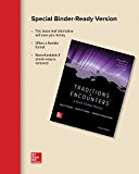 Looseleaf Traditions & Encounters: a Brief Global History Volume 1 with Connect 1-Term Access Card 4th 2015 9781259764028 Front Cover