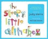 Sleepy Little Alphabet A Bedtime Story from Alphabet Town 2009 9780375840029 Front Cover