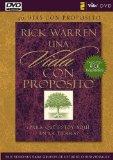 40 d�as con prop�sito - DVD Estudio de seis semanas individual o en Grupos 2009 9780829756029 Front Cover