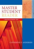 Master Student Reader Used with ... Master Student-Becoming a Master Student 2006 9780618606030 Front Cover