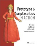 Prototype and Scriptaculous in Action 2007 9781933988030 Front Cover