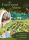 Enjoyment of Music With Ebook, Inquizitive, Streaming Audio, and Metropolitan Opera Videos