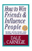 How to Win Friends and Influence People 1998 9780671027032 Front Cover