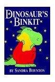 Dinosaur's Binkit 1998 9780689822032 Front Cover
