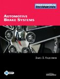 Automotive Brake Systems 4th 2007 9780131748033 Front Cover