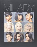 Milady Standard Cosmetology 13th edition + Practical workbook + Exam Review + Theory Workbook: Milady Standard Cosmetology 2016 Bundle 2015 9781305706033 Front Cover