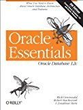 Oracle Essentials Oracle Database 12c 5th 2013 9781449343033 Front Cover