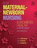 Olds' Maternal-newborn Nursing & Women's Health Across the Lifespan:  9780133954036 Front Cover