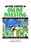 Getting Started in Online Investing 1999 9780471317036 Front Cover
