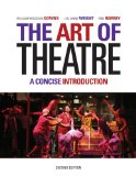 Art of Theatre A Concise Introduction 2nd 2008 9780495391036 Front Cover
