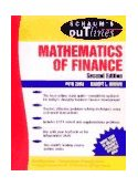 Schaum's Outline of Mathematics of Finance 2nd 1996 Revised 9780070082038 Front Cover