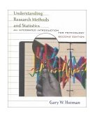 Understanding Research Methods and Statistics An Integrated Introduction for Psychology 2nd 2000 9780618043040 Front Cover