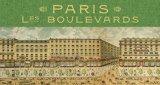 Paris les Boulevards 2015 9780847845040 Front Cover