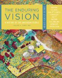 Enduring Vision A History of the American People, since 1865 7th 2012 Revised 9781111841041 Front Cover