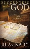 Encounters with God Transforming Your Bible Study 2007 9781418528041 Front Cover