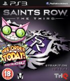 Case art for Saints Row: The Third - Limited Edition (PS3) by THQ