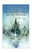 Lion, the Witch and the Wardrobe 2002 9780064471046 Front Cover