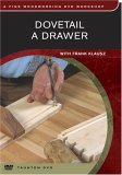 Dovetail a Drawer With Frank Klausz 2003 9781561587049 Front Cover